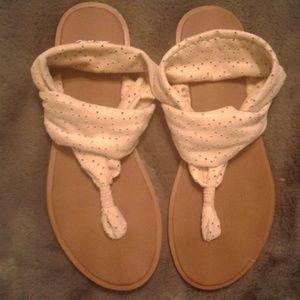 Sanuk- Sandals